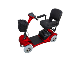 Compact Mobility Scooter - Active Scooters
